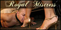 Royal Mistress - Elegant Ladies gets served like royalty