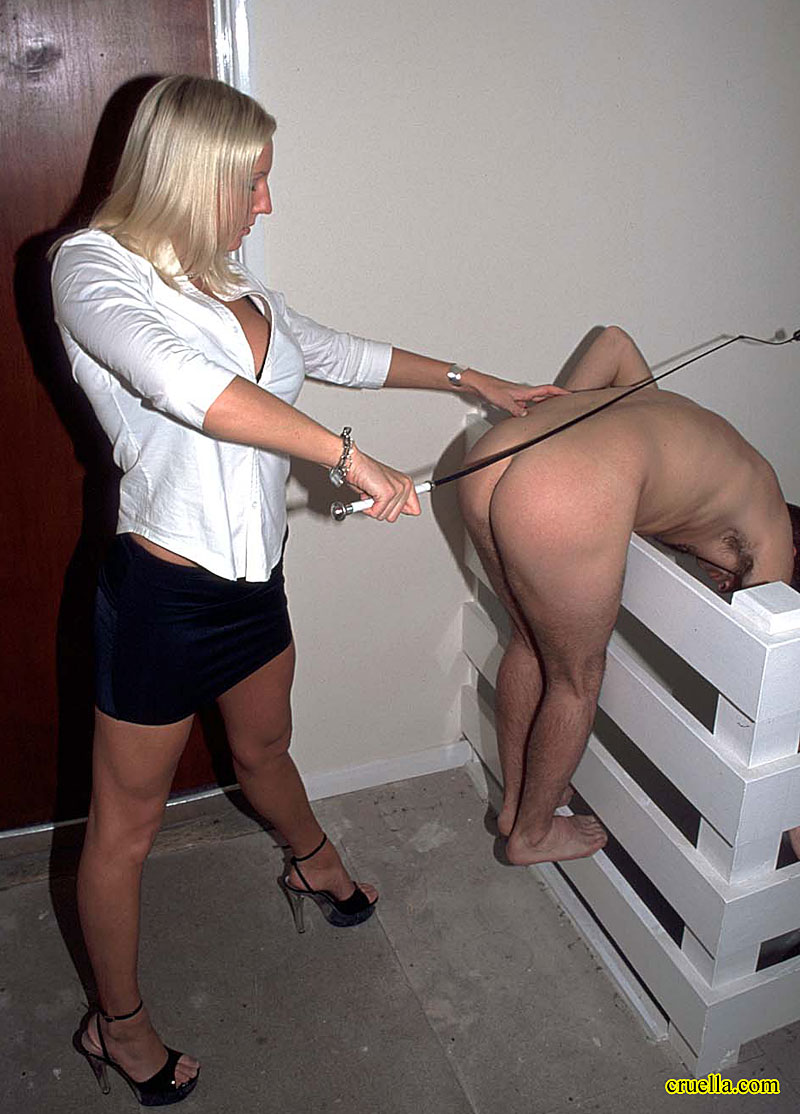 Wish free femdom whipping