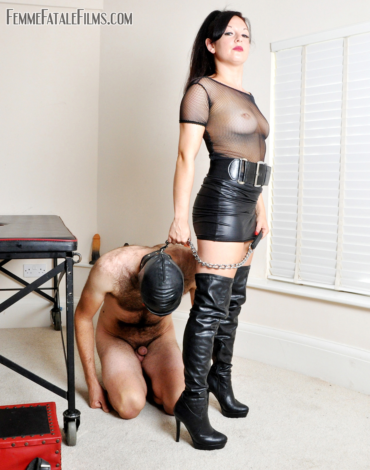 Has your female submission male domination sites courtesy the