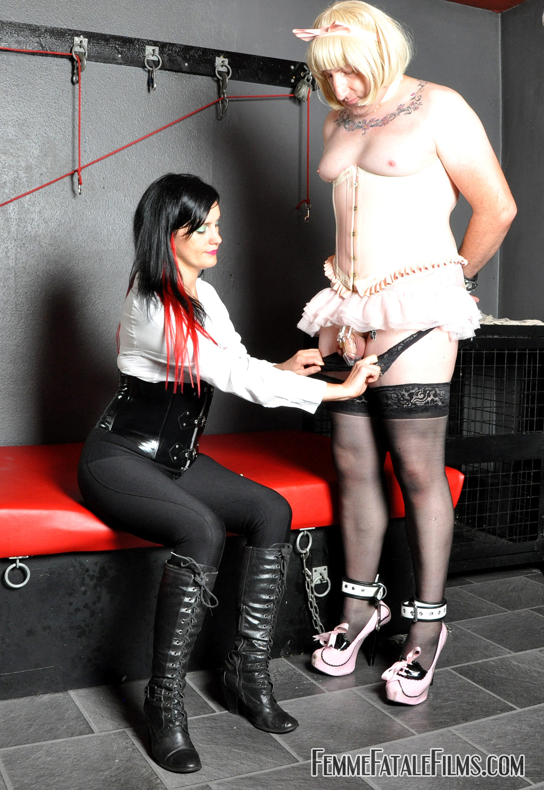 bdsm club sf