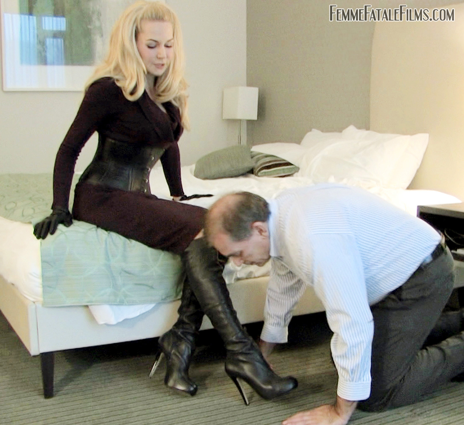 His is how kleio valentien and her stepbrother fight 10
