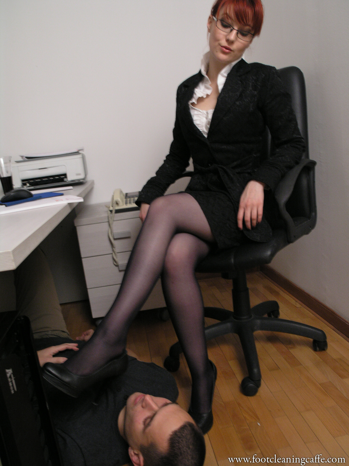 Movie secretary fuck boss