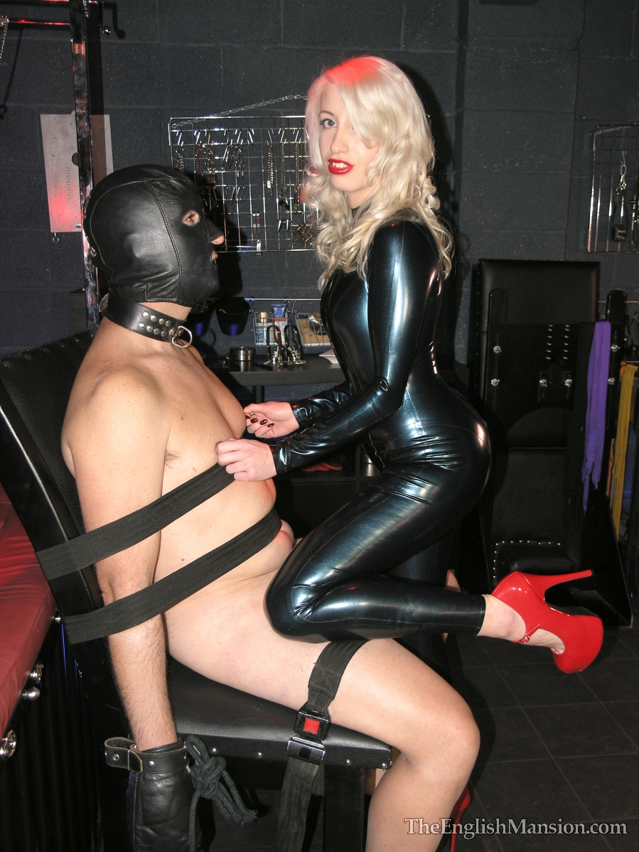 Would femdom torture gallery